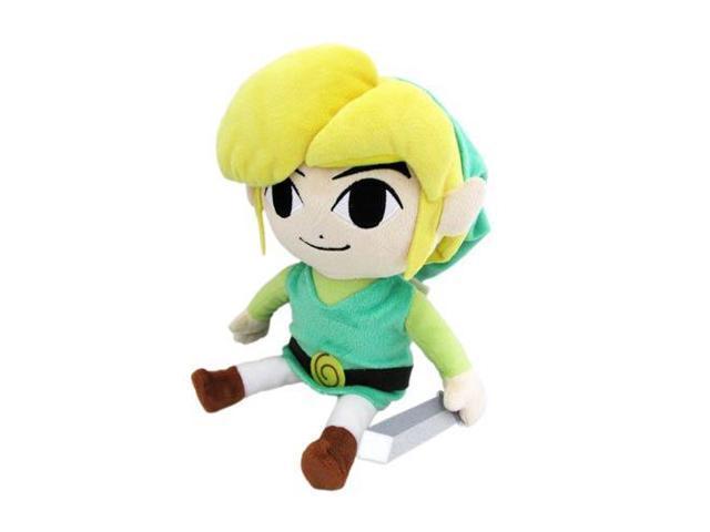 Legend of Zelda Wind Waker Link 8-Inch Plush