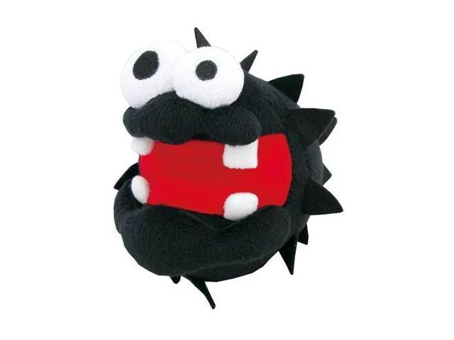Super Mario Bros. Fuzzy 4-Inch Plush