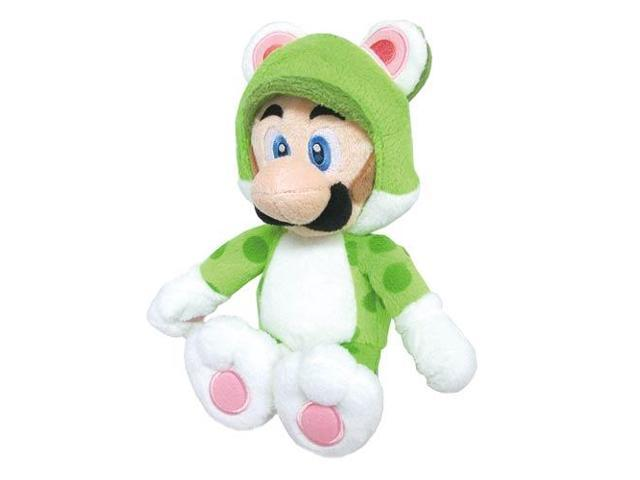 Super Mario Bros. Cat Luigi 10-Inch Plush