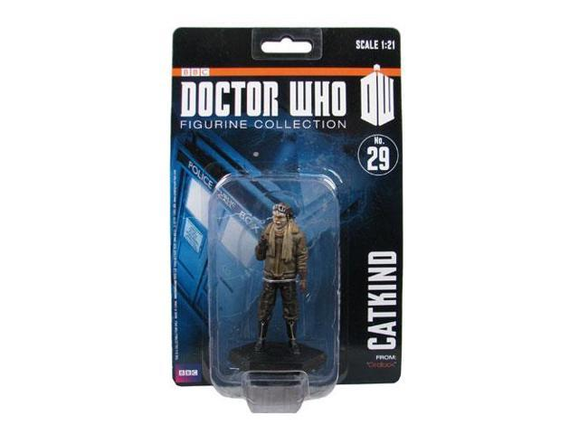 Doctor Who Catkind #29 Collector Figure