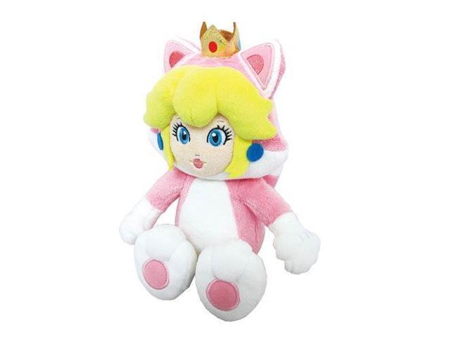 Super Mario Bros. Cat Princess Peach 10-Inch Plush