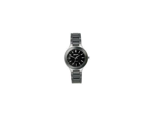DKNY Ceramic Bracelet Black Dial Women's watch #NY4887