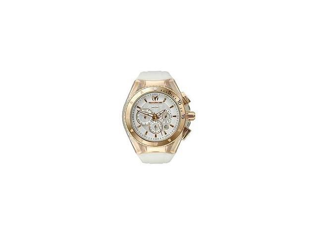 Technomarine Cruise Star Silver Dial Chronograph Unisex Watch 110047