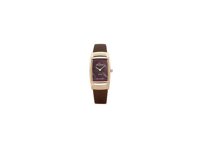 Skagen Swiss Women's Quartz Watch 985SRLD