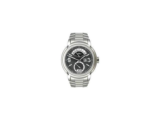 ESQ Movado ESQ Swiss Quest Retrograde Black Dial Men's Watch #07301235