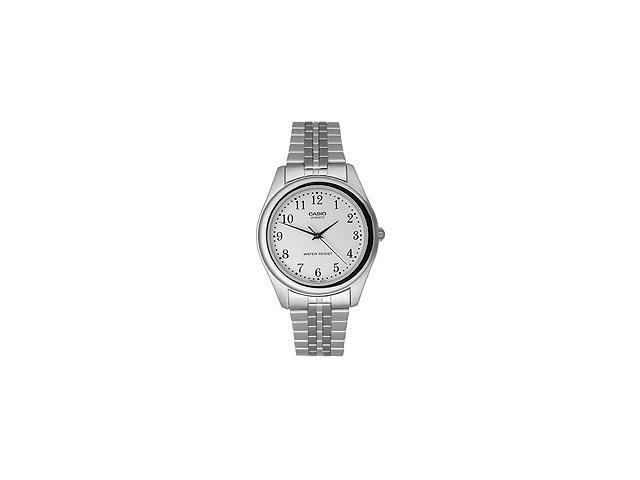 Casio Men's Brushed stainless steel watch #MTP1129A7B