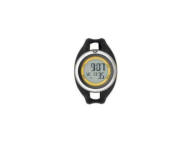Freestyle Black Polyurethane Strap Digital Grey Dial Men's watch #FS90435