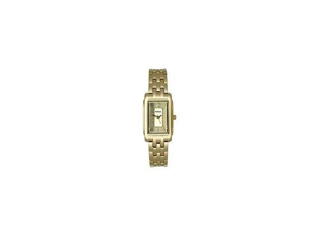Fossil Dress Collection IP Steel Silver Dial Women's watch #ES2737