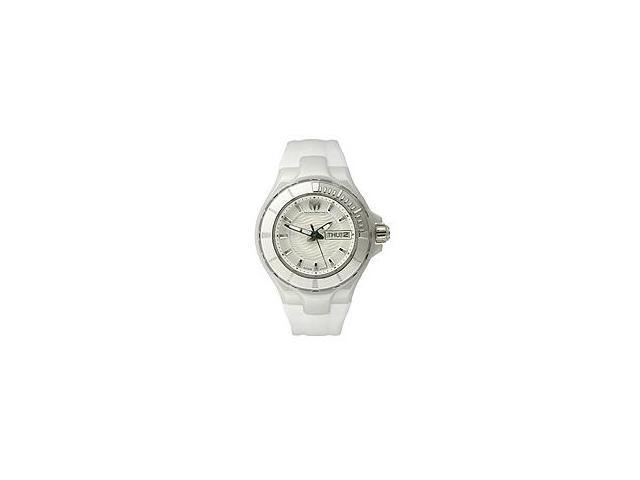 Technomarine Cruise White Dial Ceramic Case Unisex Watch 110022