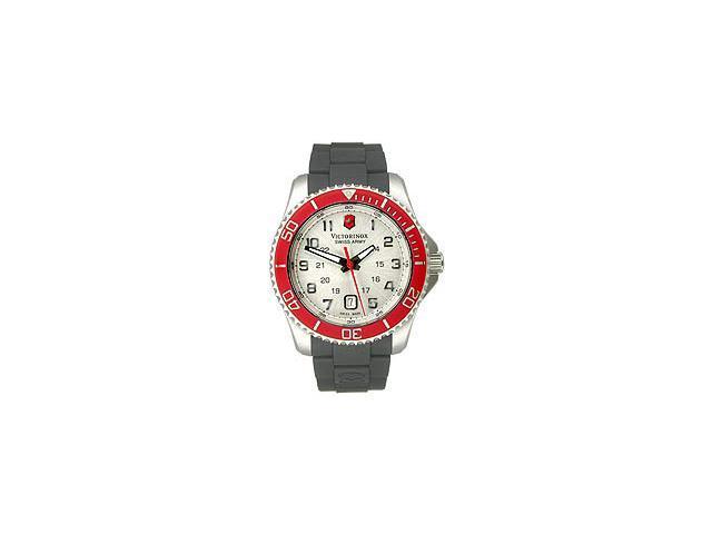 Victorinox Swiss Army Maverick GS Silver-Tone Dial Men's Watch #241438