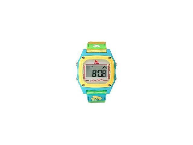 Freestyle Shark Clip Nylon Strap Digital Grey Dial Women's watch #FS84862