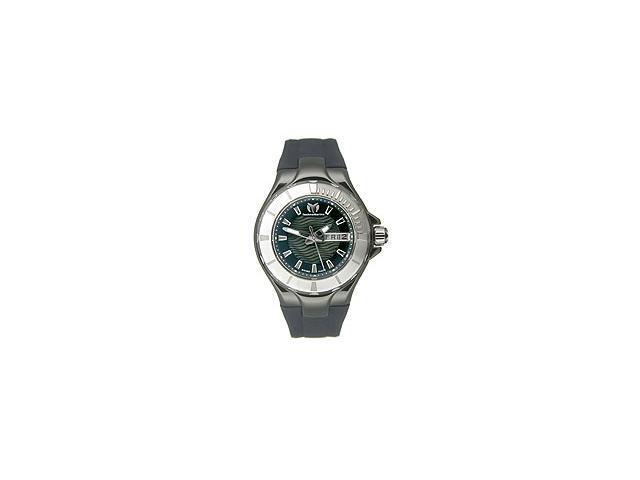 Technomarine Black Dial Ceramic Unisex Watch 110026