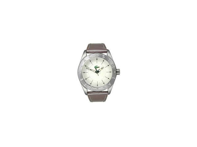 Lacoste Club Collection Biarritz White Dial Womens watch #2000584