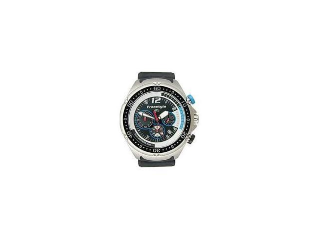 Freestyle Hammerhead Chrono Black Strap Black Dial Men's Watch #FS81324