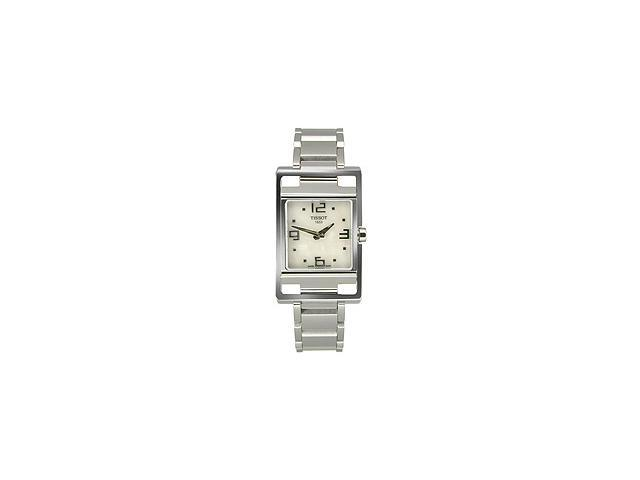 Tissot My-T Open Steel Mother-of-Pearl Dial Women's Watch #T032.309.11.117.00