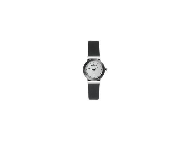 Skagen Women's Leather watch #358XSSLBC