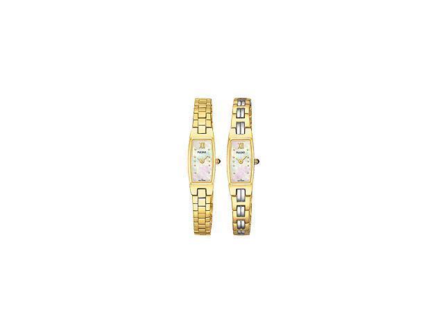 Pulsar Reversible Bracelet Steel Women's watch #PEX522