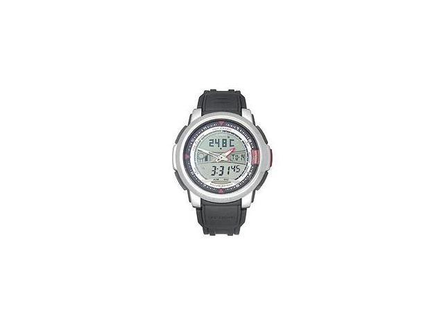 Casio AQF-100WD-7B Men's Forester Analog/Digital Thermometer & Tide Sports Watch