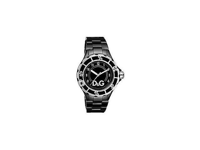 D&G Dolce & Gabbana New Anchor Black Dial Women's watch #DW0662