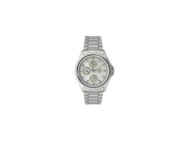 Casio Men's Steel watch #MTP-1246D-7AV