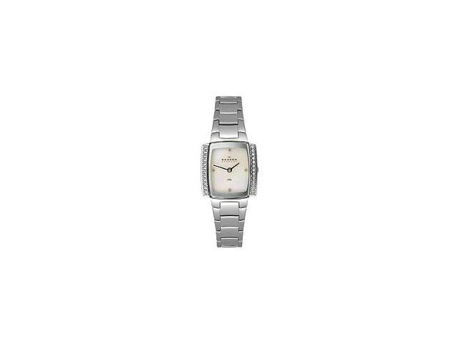 Skagens Ladies Steel Collection watch #688SSX