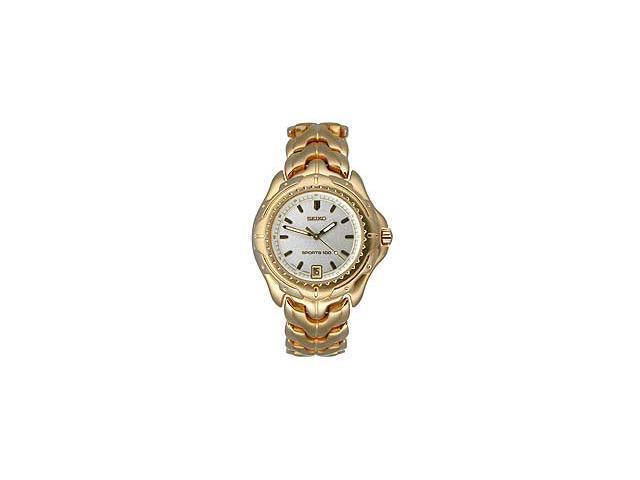 Seiko Men's Gold-tone watch #SGD282