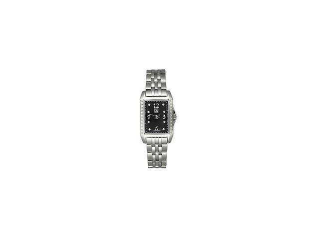 ESQ Movado ESQ Swiss Capri Diamond Black Dial Women's Watch #07101298