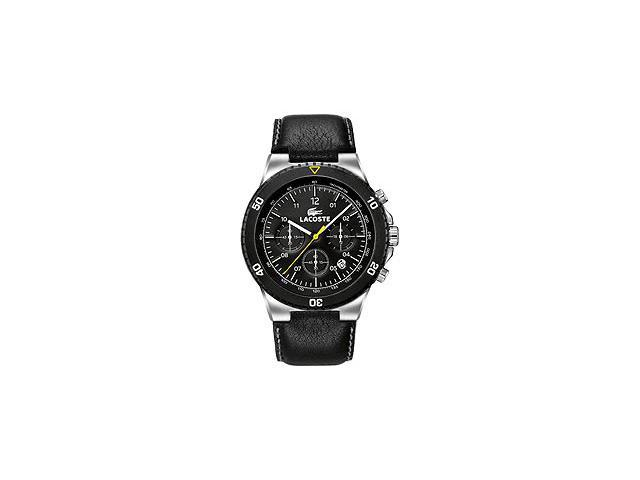 Lacoste Sport Collection Black Dial Mens Watch #2010537