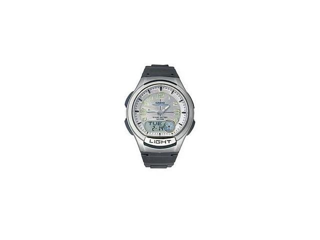 Casio Casual Sports Ana-Digi Men's watch #AQ180W-7BV