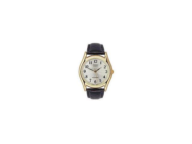 Casio Men's Leather watch #MTP-1094Q-7B2