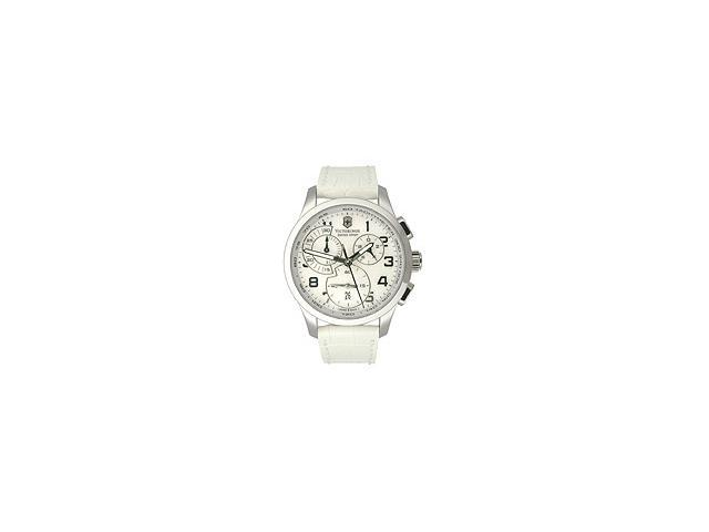 Victorinox Swiss Army Alliance Chronograph Mother of Pearl Ladies Watch 241321