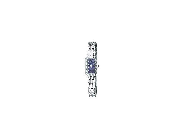 Pulsar Crystal Collection Bracelet Blue Lapis Dial Women's watch #PEX541