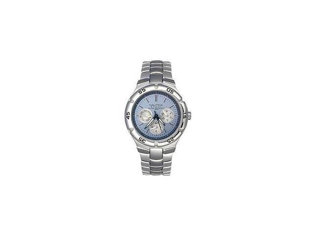 Nautica Multifunction Bracelet Blue Dial Men's watch #N10075