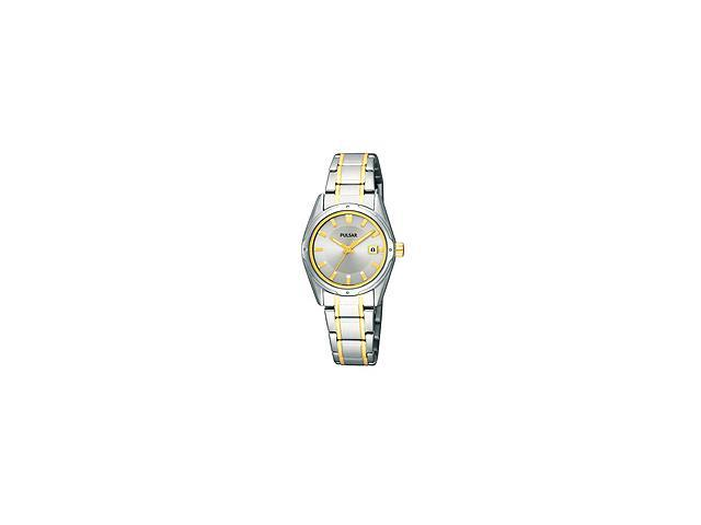 Pulsar Dress Collection Silver-Tone Dial Women's Watch #PXT811