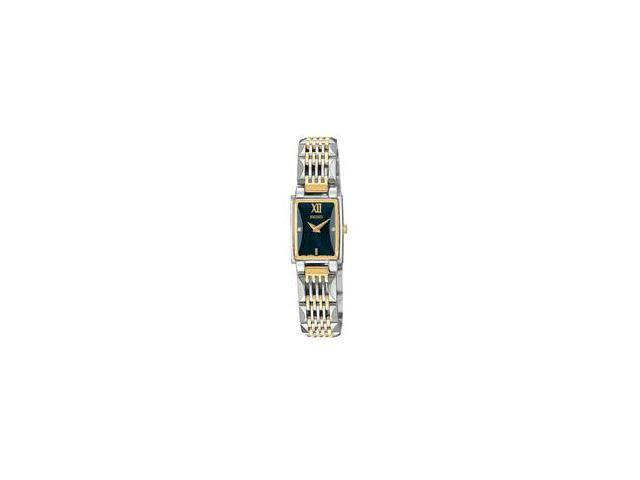 Seiko Women's Two-tone watch #SUJE15