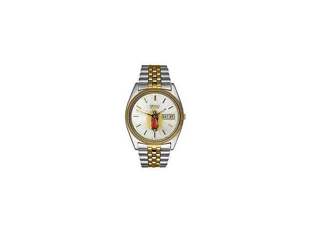 Seiko Men's Two-tone watch #SGF204