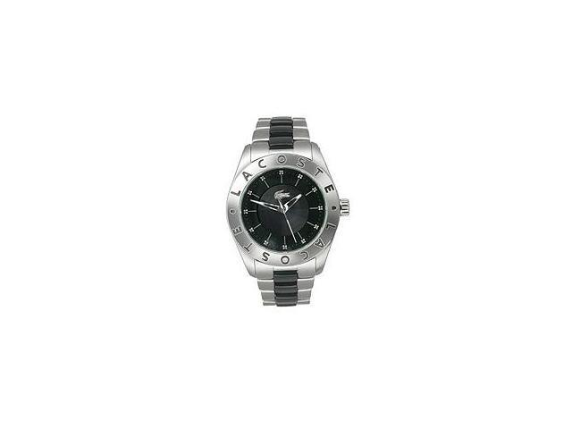 Lacoste Club Collection Biarritz Black Dial Womens watch #2000583
