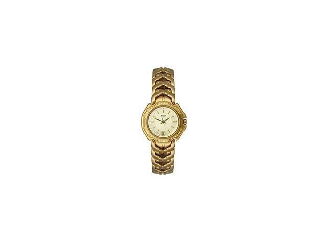 Pulsar by Seiko Three-Hand Gold-Tone Women's watch #PXT170