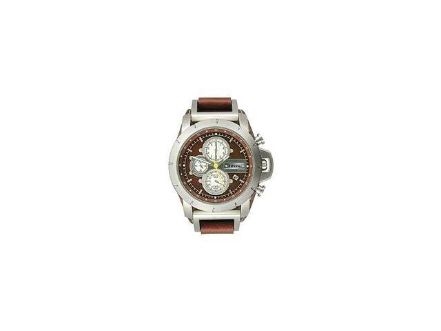Fossil Trend Collection Chronograph Brown Dial Men's watch #JR1157