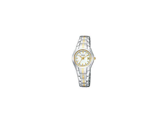 Pulsar by Seiko Two-Tone Stainless Steel Women's watch #PXT837