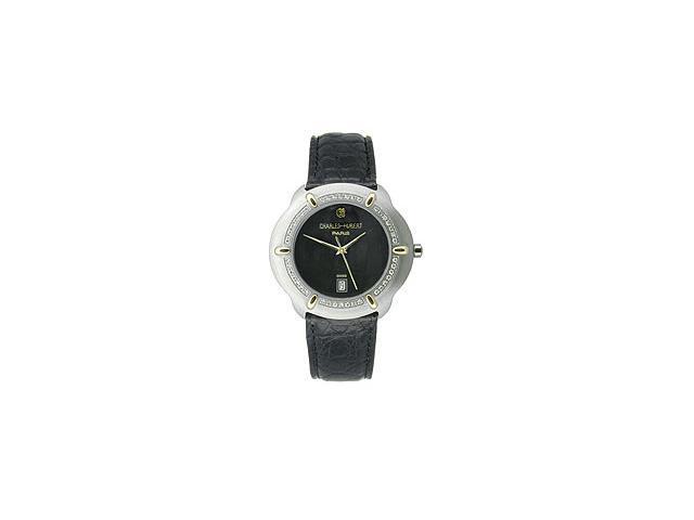 Charles Hubert Diamond Three-hand watch #HUB18302DJ