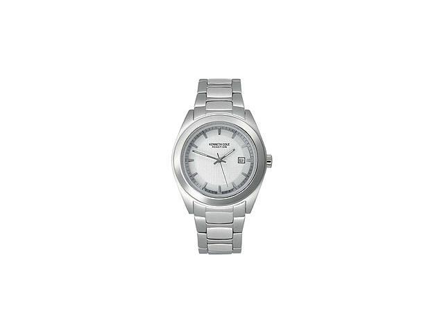Kenneth Cole Reaction Silver Dial Mens watch #KC3715