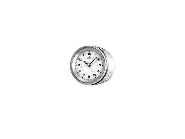 Seiko Clocks Bedside Alarm clock #QXE021WLH