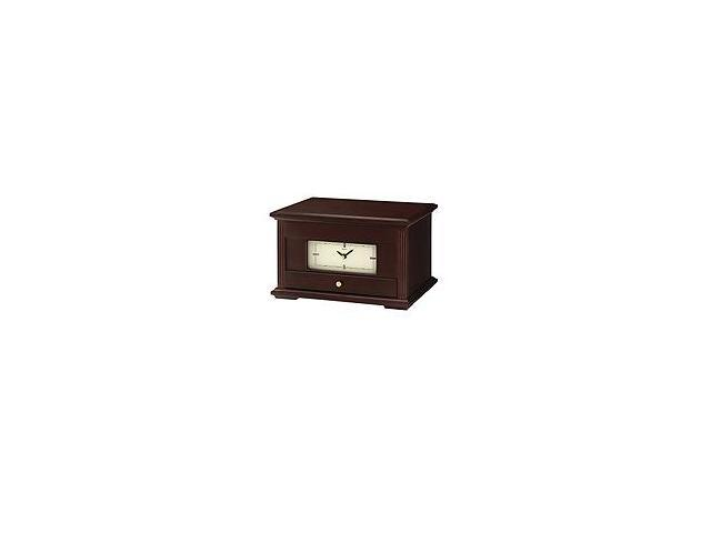 Seiko Clocks Desk & Table Jewelry Case Cream Dial clock #QXG141BLH