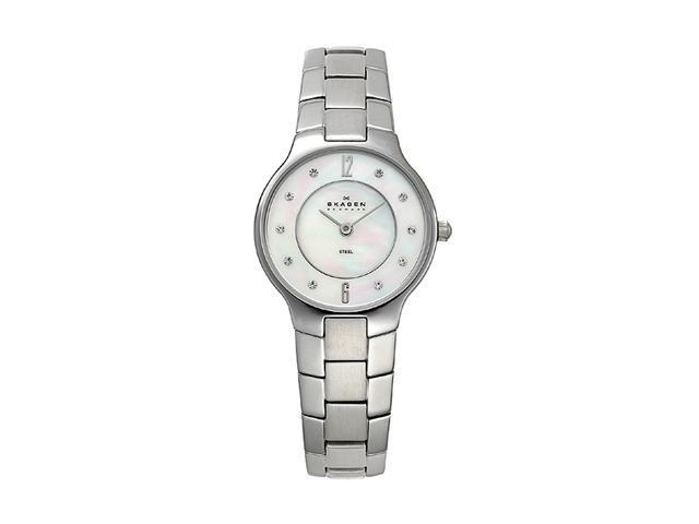 Skagen Contemporary Silver LInk Women's watch #572SSX1