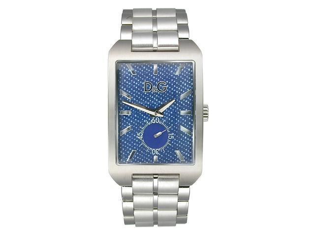 Dolce & Gabbana Colorado Blue Dial Men's watch #DW0638