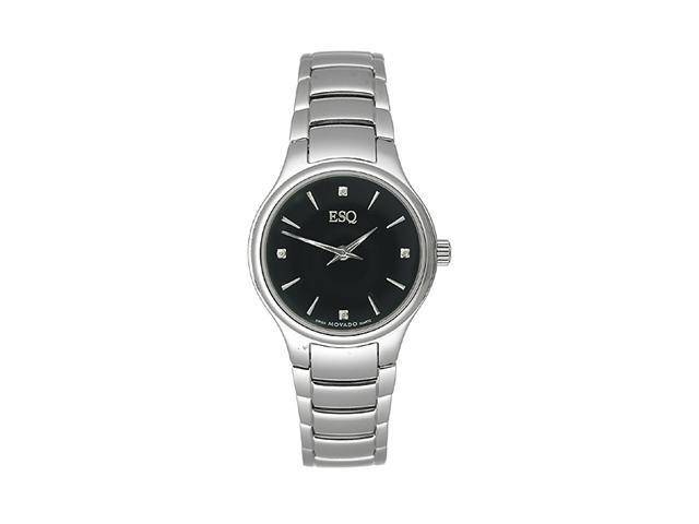 ESQ Movado ESQ by Movado Elan 4 Diamonds Women's watch #07101367