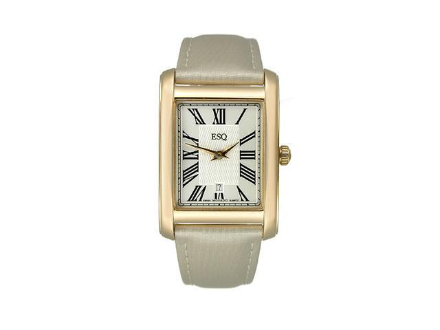 ESQ by Movado Filmore Silver-Tone Dial Women's Watch #07101389