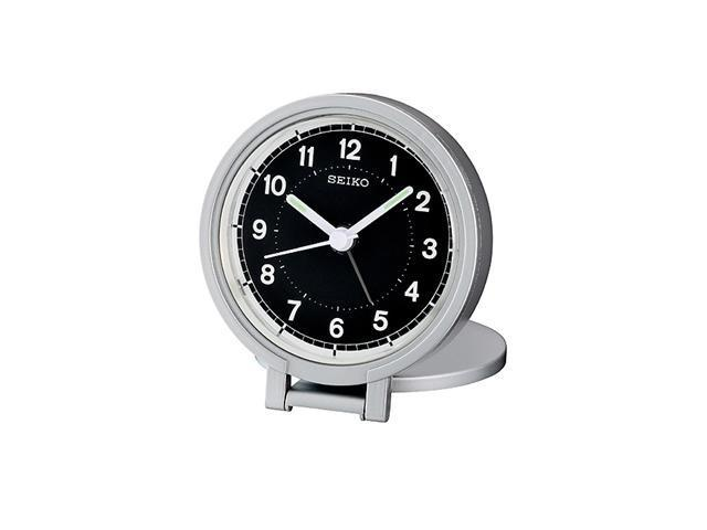 Seiko Clocks Travel Alarm clock #QHT011ALH