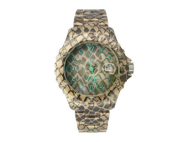 Toy Watch Imprint Snake Unisex watch #FLE02RE